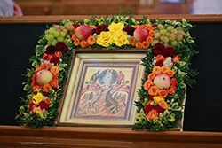 Праздник Преображения Господня в Свято-Троицком храме